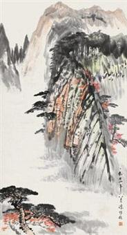 苍龙岭 by chen weixin