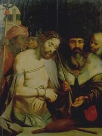 ecce homo by hieronymus francken the elder