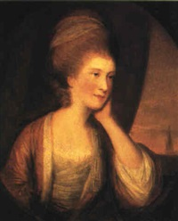 portrait of a lady by john jackson