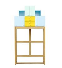 kabinettskåp confetti by ollie belle anderson