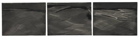 night landscape (in 3 parts) by rafal bujnowski