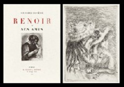 renoir et ses amis bk w1 work text by georges riviere by pierre auguste renoir