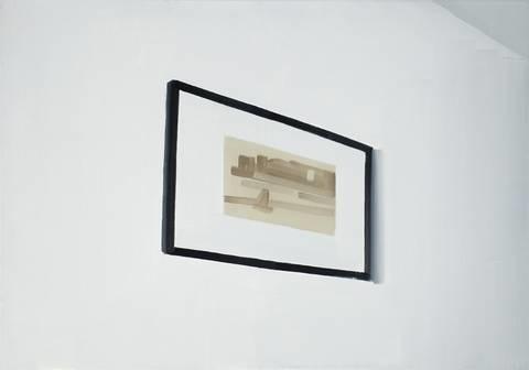 ohne titel aus walls and paintings by rafal bujnowski