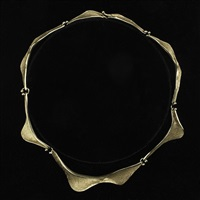 necklace by ed wiener