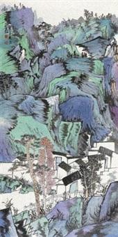 溪涧幽居 by lin rongsheng