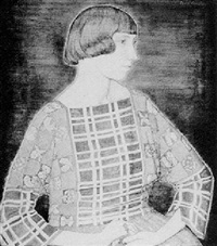 portrait of mrs. philip stackpole by durr fredley