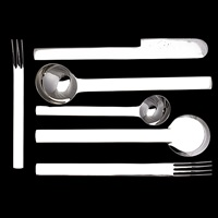flatware (set of 80) by tsubame-shinko (co.)