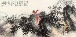 双寿 by li xiongcai