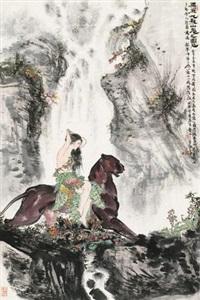 山鬼 by xiao ping