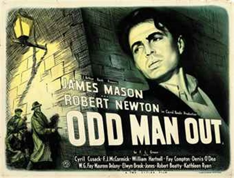 odd man out by eric pulford