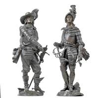 henri ii de lorraine, duc de guise (+ frédéric-maurice de la tour d'auvergne, duc de bouillon; 2 works) by emile victor blavier