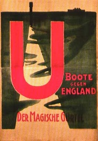 u boote gegen england by ludwig kainer