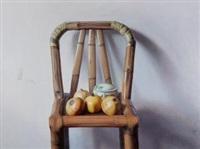 bamboo chair by liu zhong