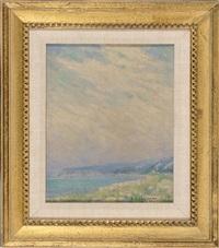 coastal scene by elizabeth miller lobingier