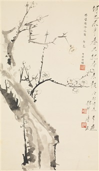 plum blossom by tang yun