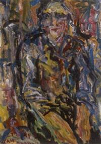 sitzende by chihliev rachman