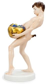 figurin by albert caasmann