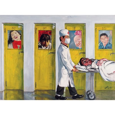 standard expression after 1989 by wang xingwei