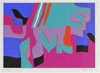 ohne titel (4 works) by jürgen reipka