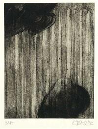 lautréamont - die gesänge des maldorors (portfolio of 6) by rainer wölzl