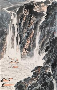 a long history by liu yifei