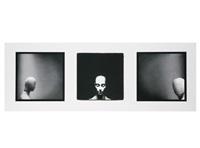 anatomia casi humana (3 works) by eduardo g. kaibide