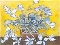 blommor i vas by hilding linnqvist