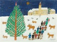 weihnachten by max raffler