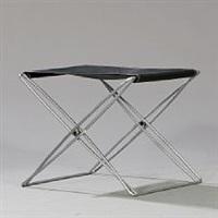 foldable stool by jörgen gammelgaard