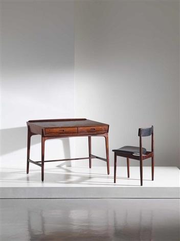 Scrittoio con sedia by Svend Aage Madsen on artnet