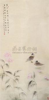 花鸟 by xu dongqing