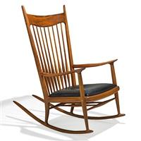 rocking chair by sam maloof