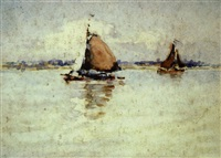dutch boats by moffat peter lindner