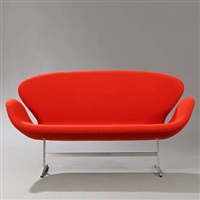 the swan (model 3320) by arne jacobsen