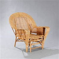 canton easy chair by kay fisker