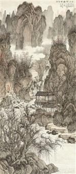 太行山 (landscape) by liu yanshui