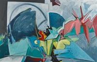 abstraktes stillleben by marius rappo