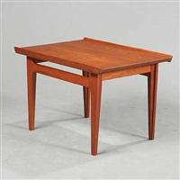 lamp table (model fd 635) by finn juhl