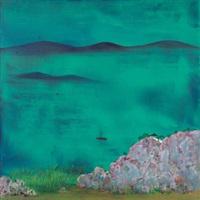 太湖 by zheng zaidong