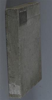 betonbuch by wolf vostell