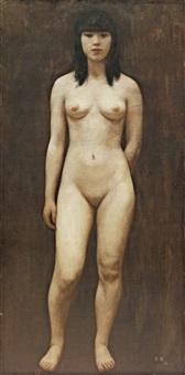 女人体 by liu renjie