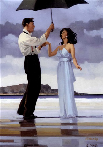 Jack Vettriano - Page 2 Jack-vettriano-the-proposal
