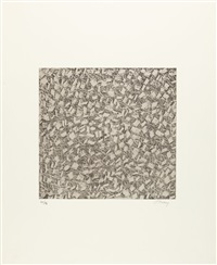3 bll.: ohne titel by mark tobey