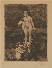 vadstelle by anders zorn