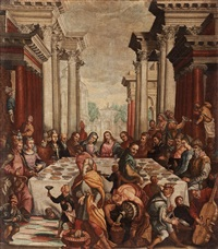 the wedding in cana by anonymous-italian (17)