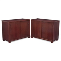 dressers (pair) by john widdicomb furniture (co.)