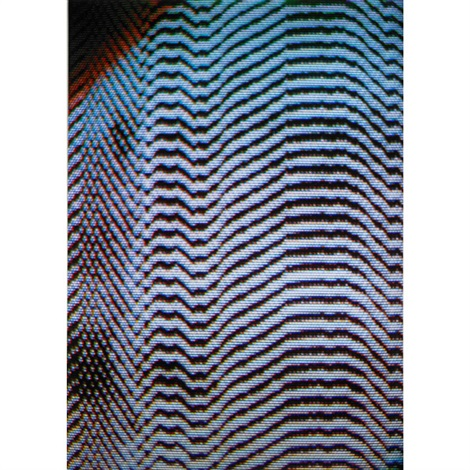 static 19 by tauba auerbach