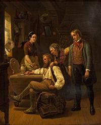 la mediatrice by hermann gollner