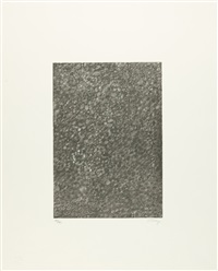2 bll.: ohne titel by mark tobey