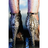 runs by marilyn minter
